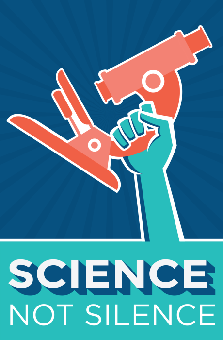 Image: Poster for Science March 2017