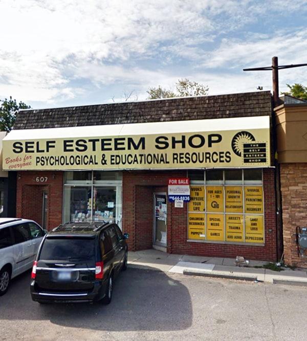 The Self Esteem Shop