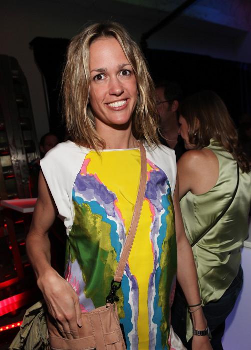 IMAGE: Jennifer Blumin in 2010