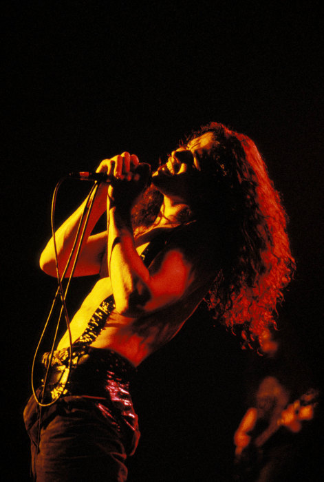 Image: Chris Cornell of Soundgarden