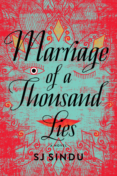 The cover of 'Marriage of a Thousand Lies'