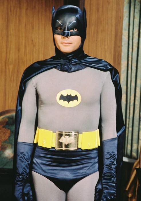 Image: Adam West as Batman