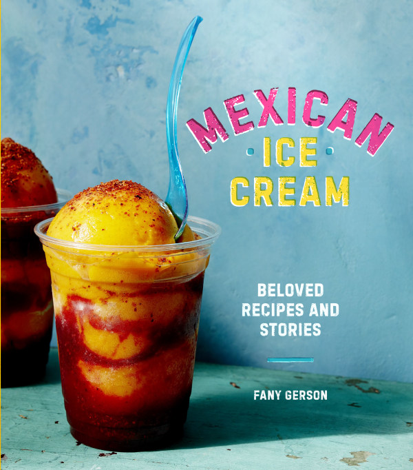 Image: Mexican Ice Cream book
