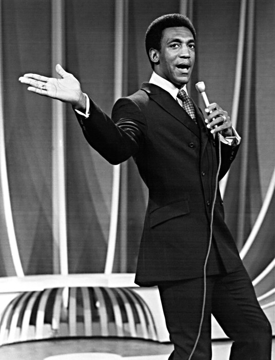 "Image: Bill Cosby performing during his TV special, ""The 2nd Bill Cosby Special,"""