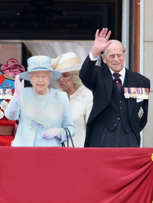 UK Queen's Husband Prince Philip Hospitalized With Infection – NBCNews.com