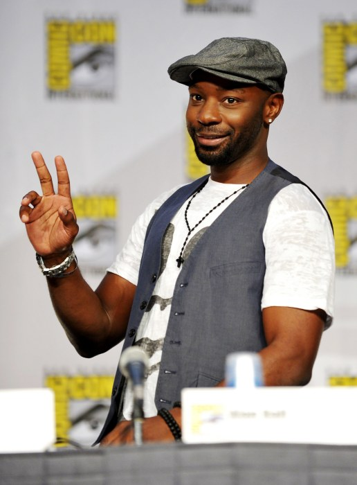 Image: FILE: Actor Nelsan Ellis Dies at 39