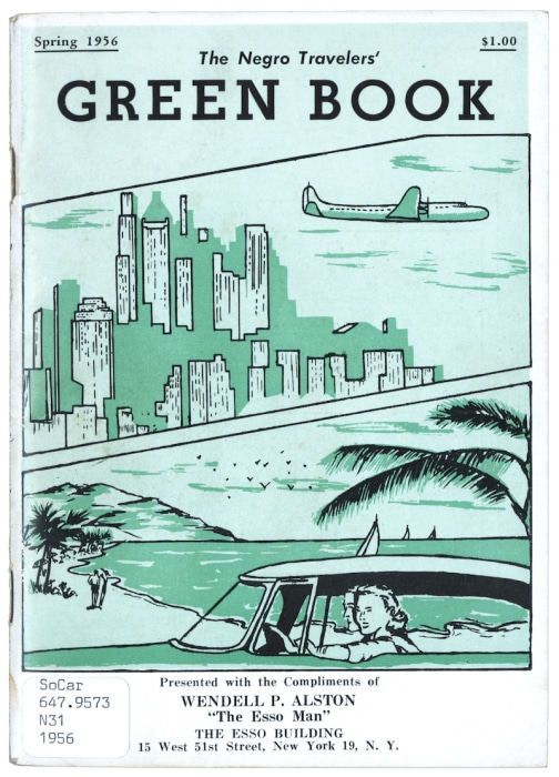 Image: Original Green Book