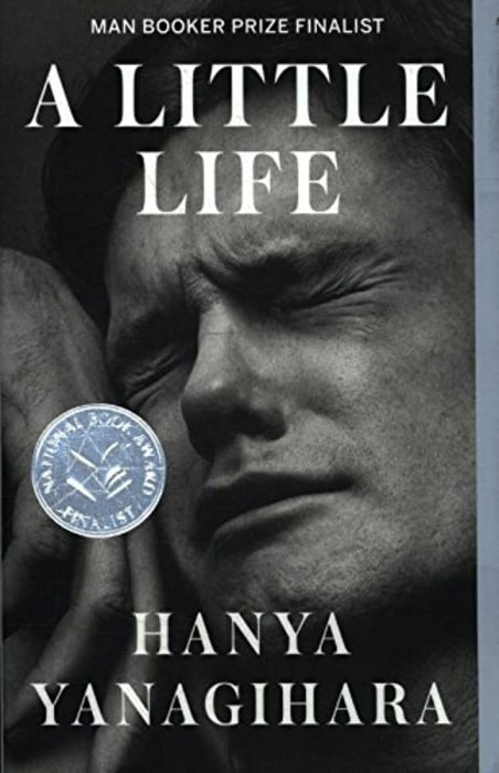 "IMAGE: The cover of Hanya Yanagihara's book, ""A Little Life."""
