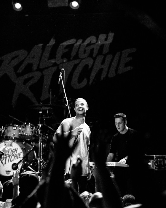 Image: Raleigh Ritchie performs at Bowery Ballroom in New York City