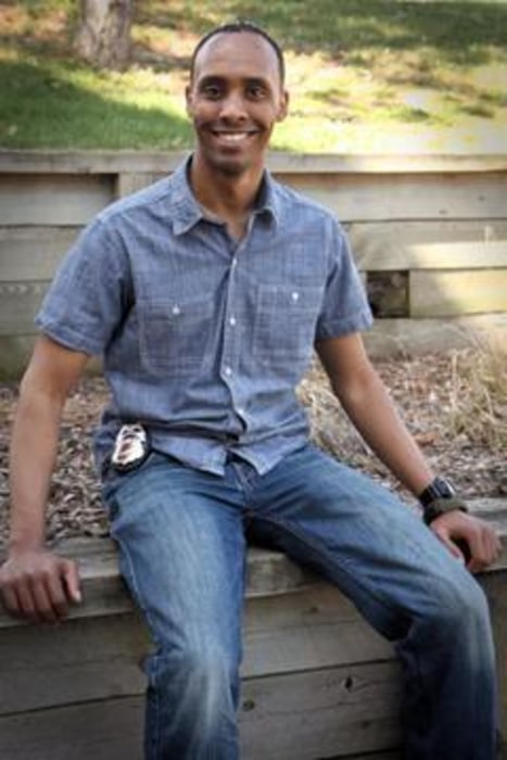 Image: Mohamed Noor, a police officer who shot an Australian Woman, Justine Damond, in Minneapolis