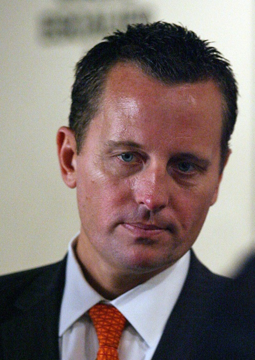 Richard Grenell, a spokesman for the U.S. Mission to the Uni