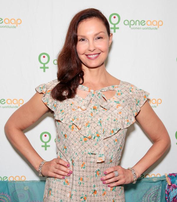 Image: Ashley Judd