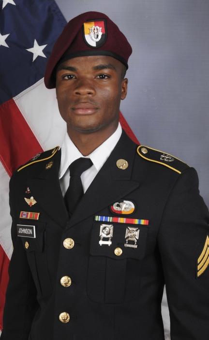 Image: Sgt. La David Johnson