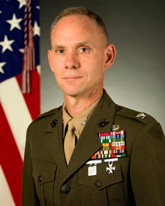 Image: Brig. Gen. John G. Baker