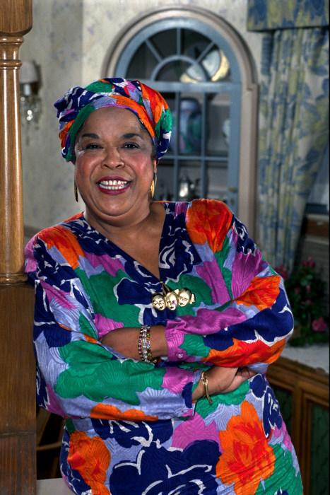 Image: Della Reese in Oct. 1991