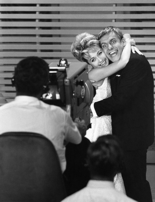 Image: Jerry Van Dyke and guest star Jane Powell