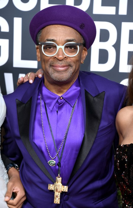 Image: Spike Lee, 76th Annual Golden Globe Awards - Arrivals
