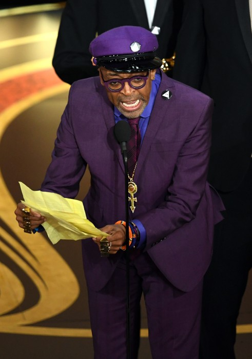 Image: Spike Lee, 91st Annual Academy Awards - Show