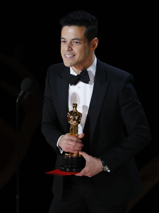 Image: Rami Malek, 91st Academy Awards - Oscars - Hollywood