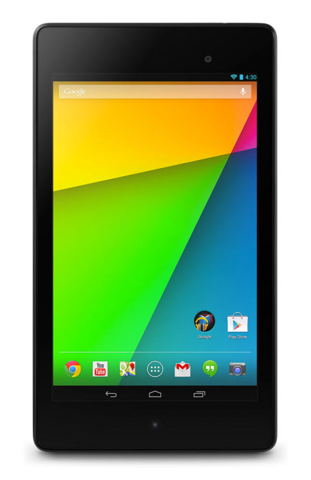 Google's Nexus 7, built by Asus