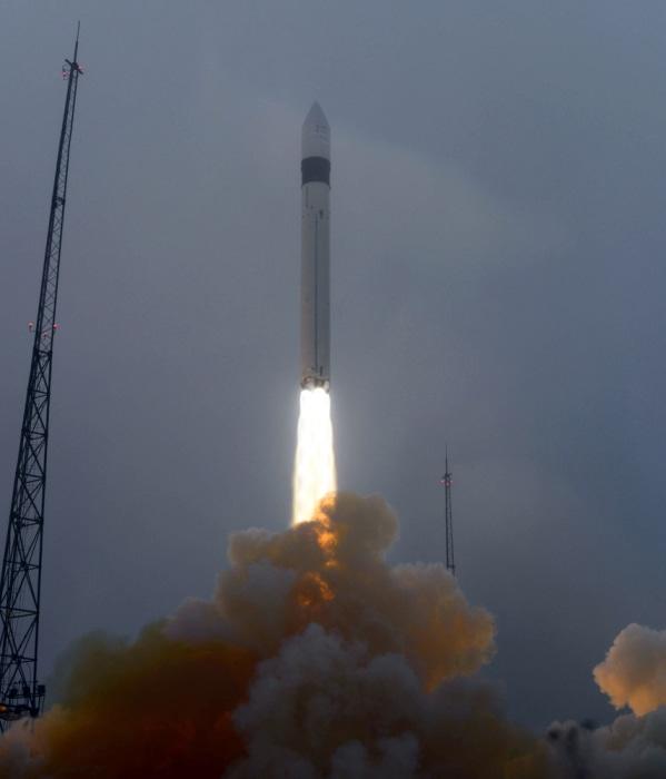 Image: Swarm launch