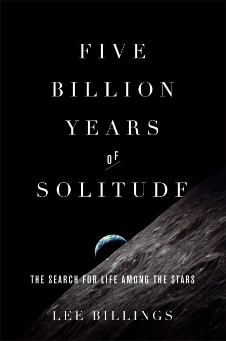 Image: Five Billion Years of Solitude