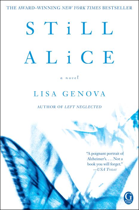 Image: Lisa's book: Still Alice