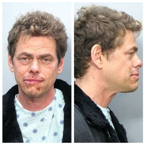 Vince Offer Mugshot