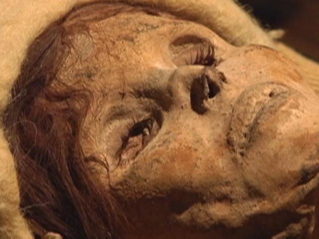 Image result for chinese white mummies images