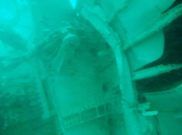 IMAGE: AirAsia Flight 8501 wreckage