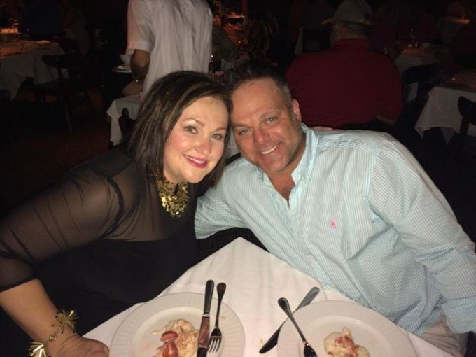 Marty Gutzler and Kimberly Gutzler in Facebook photo died in plane crash January 2015