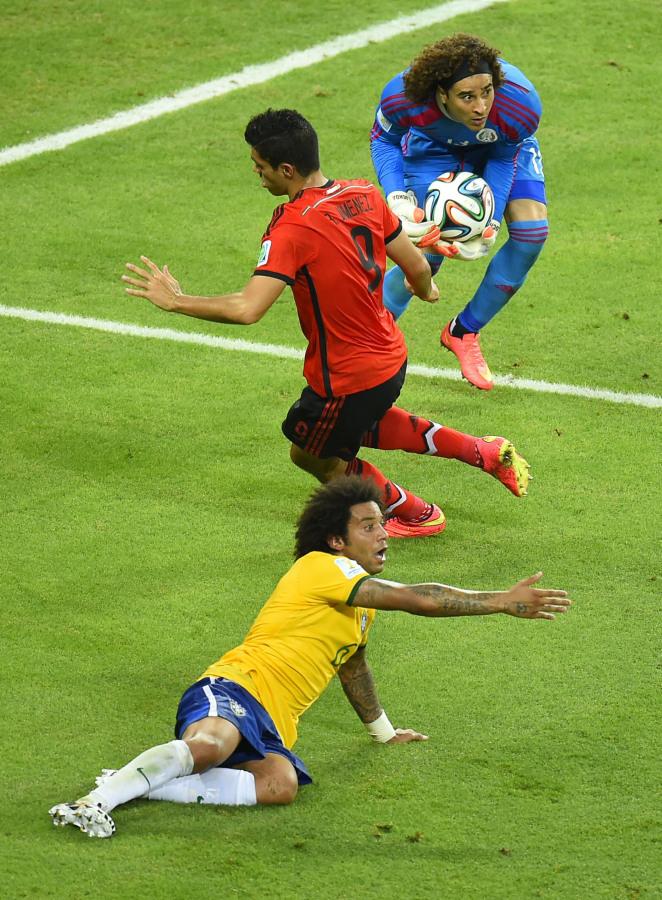 激战中的巴西世界杯(七) - wuwei1101 - 西花社