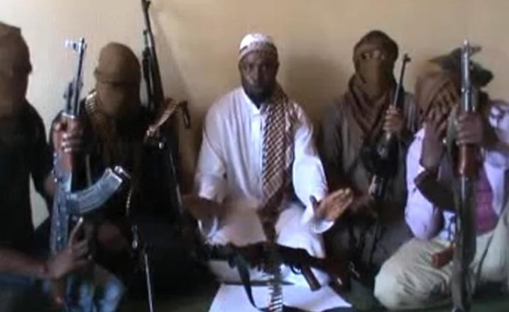 Image: Boko Haram militants