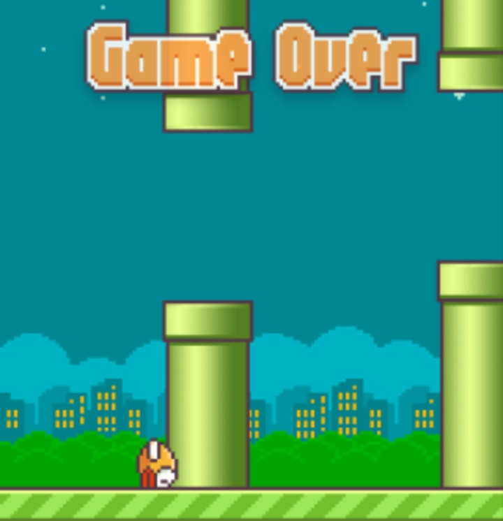 flappy bird deleted forever