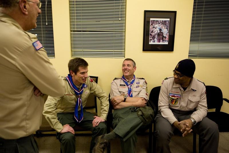 Image:Scoutmaster Geoff McGrath