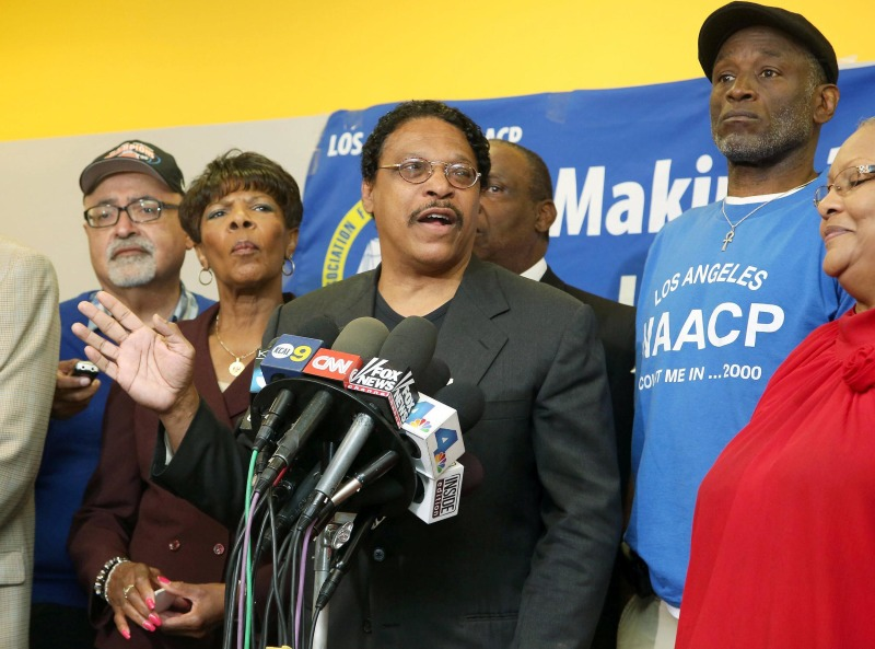 L.A. NAACP President Leon Jenkins Steps Down Over Sterling Award
