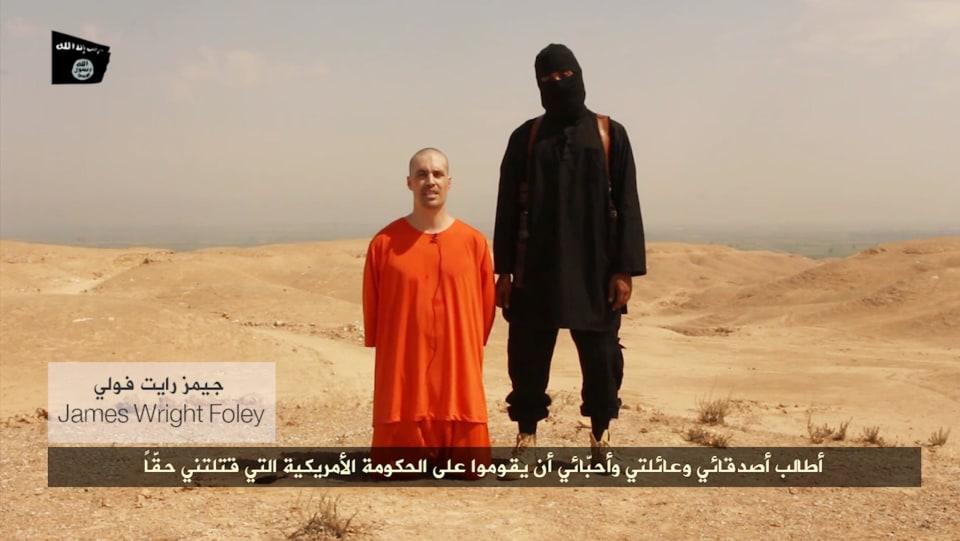 Image: James Foley