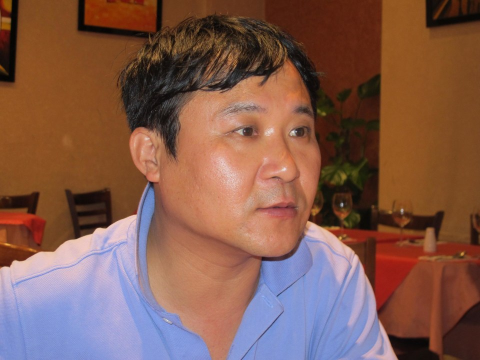 Image: Jang Jin-sung
