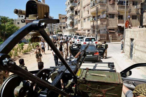 Bassam Khabieh / Reuters