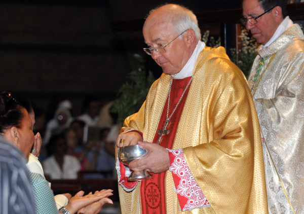 The Smoke of Satan billows on... Vatican Recalls Dominican Republic Envoy Amid Abuse Claims