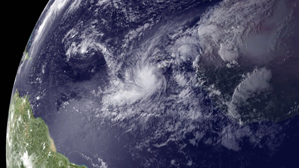 Tropical Storm Humberto poised to become first Atlantic hurricane of ...