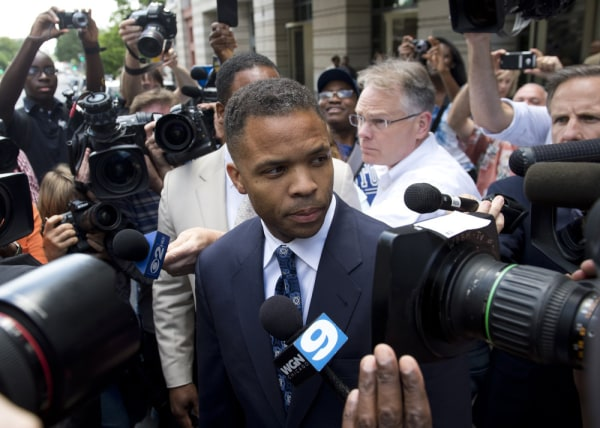 Ex-congressman Jesse Jackson Jr. checks in to famous federal prison in NC