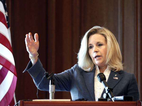Liz Cheney to withdraw from Wyoming Senate election race