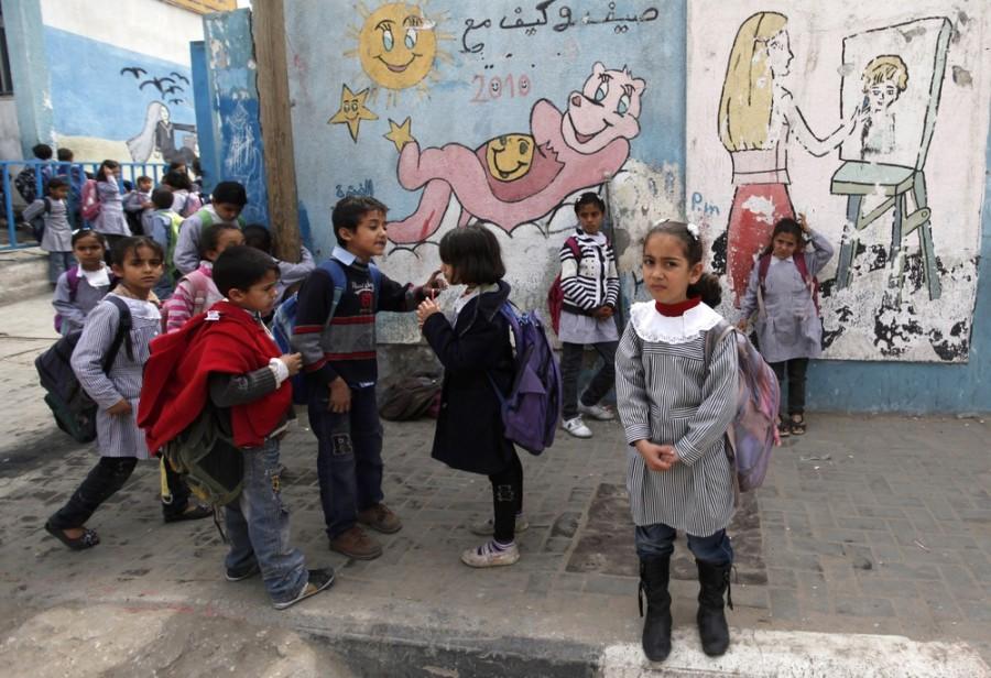 New Gaza law mandates gender segregation in Palestinian schools
