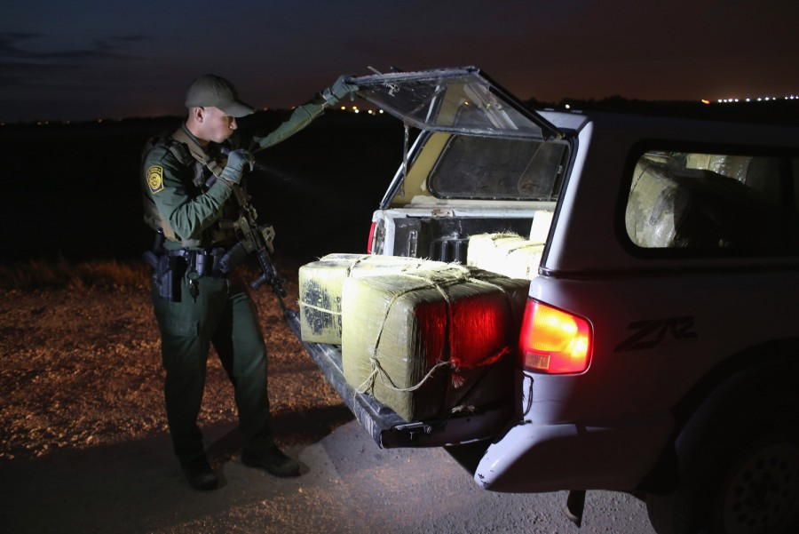 Border patrol faces new challenge with surge in rural Texas border crossings