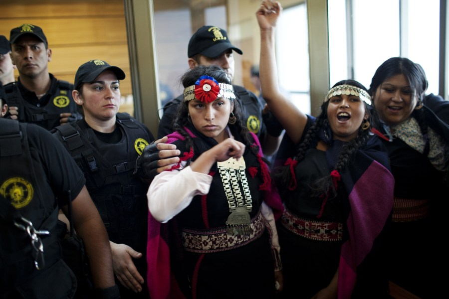 Deadly attack stokes Chile Mapuche conflict