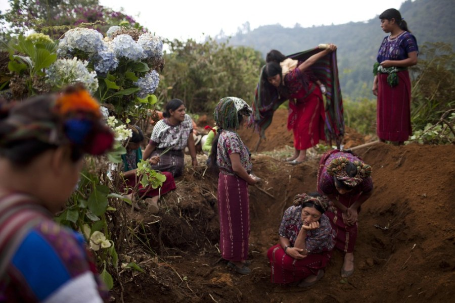 'We're not inventing the dead': Genocide case casts spotlight on Guatemala's past