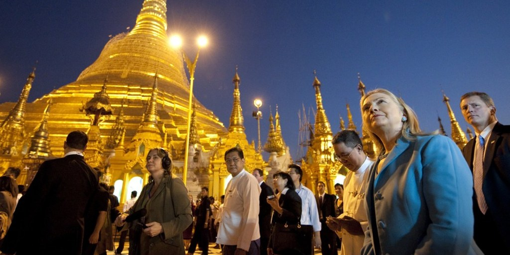 Inside the mysterious nation of Myanmar