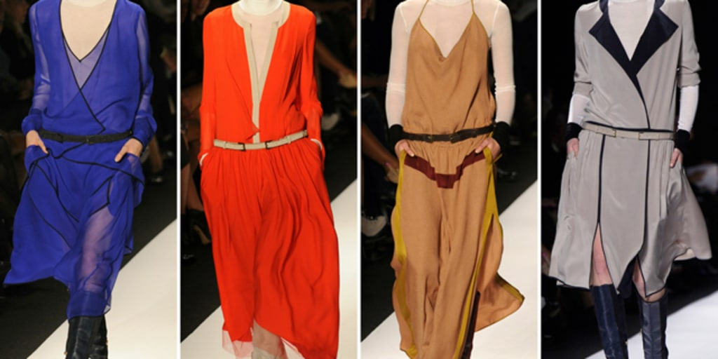 Best Of Fashion Week Fall 2011
