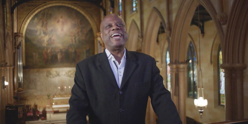 Meet the gospel singer who has counseled presidents and Oprah
